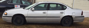 CONFIRMED SOLD 4-24-17 --2001 Chevrolet Impala