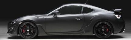 Toyota GT86 / Scion FRS - Sports Body Kit - Limited Edition Sydney City Inner Sydney Preview