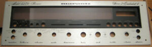Vintage Marantz 4270 Quad Receiver Faceplate Good Condition