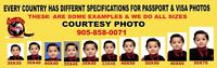 Any Passport, Visa, Online Visa Photo Less Than 5 Minutes