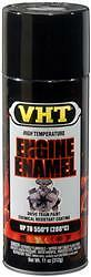 VHT SP124;550 Degrees Fahrenheit; Gloss Black; Aerosol Spray Can; 11 Ounce