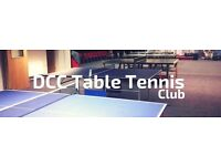 Enjoy Table Tennis