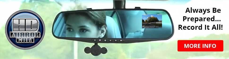 HD Mirror Cam As Seen On TV