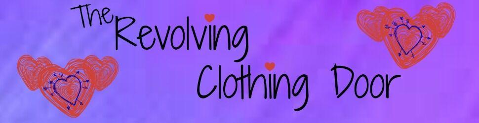 The Revolving Clothing Door