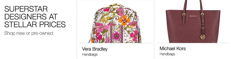 Vera Bradley Handbags | Michael Kors Handbags | Shop now