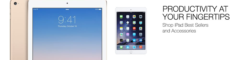 Productivity at your fingertips   Shop iPad Best Sellers and Accessories