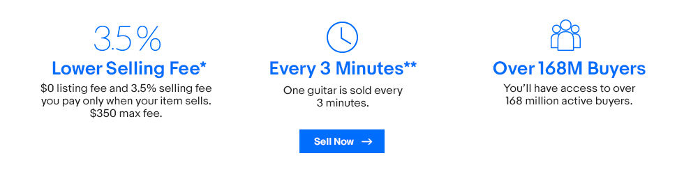Sell Guitars | eBay