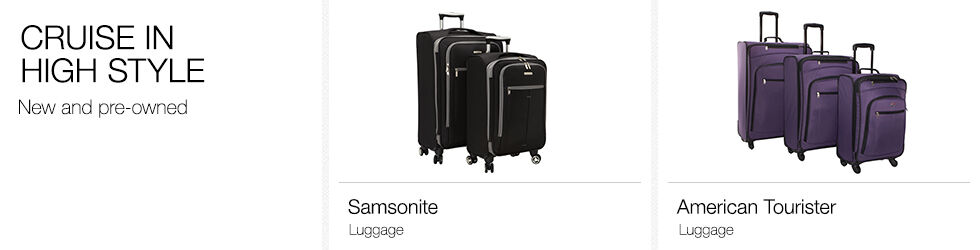 Luggage & Suitcases for Sale Online | eBay
