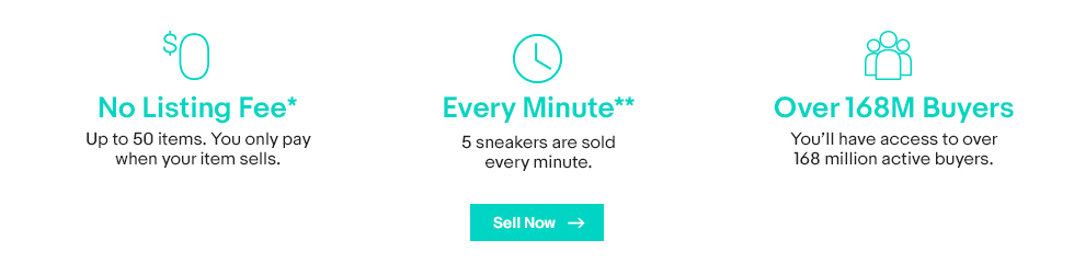 Sell Your PreOwned Sneakers Online EBay - Formal invoice format best online sneaker store