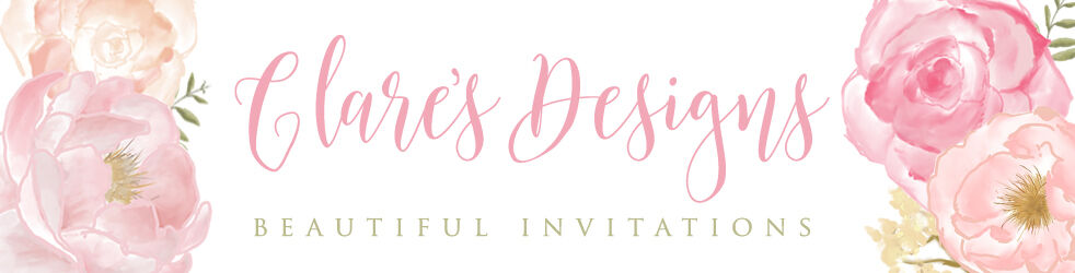 claresdesigns -  invitations