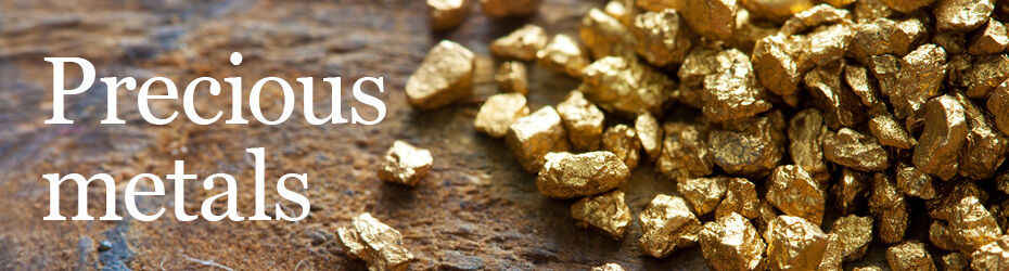 Ty de Laises Precious Metals to You