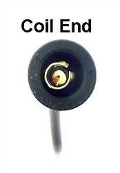 40 cm Spark Plug Wire Set 18 in 5k Ohm Resistor BMW Boxer BMW-WSR453