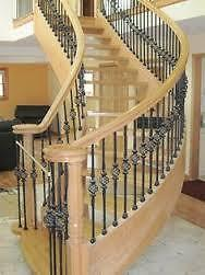Stairs, Pickets, Floors, Kitchen Cabinet doors...