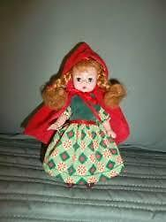 "Madame Alexandra "" Little Red Riding Hood"" 5"" Collectible Doll"