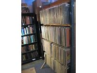 RECORDS COLLECTIONS WANTED!! CASH PAID FOR VINYL . ROCK, SOUL, REGGAE, JAZZ, HIP HOP, PUNK, METAL,