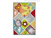 Carousel giant activity playmat