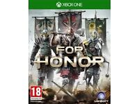 For Honor, xbox one , game share pls or £25