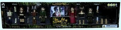 BUFFY THE VAMPIRE SLAYER Exclusive Halloween 4 Pack - Limited