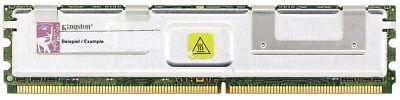 4GB Low Power Kit (2x 2GB) Kingston DDR2-667 ECC Fb-dimm Memoria KTH-XW667LP/4G - Fb Dimm Ecc Lp