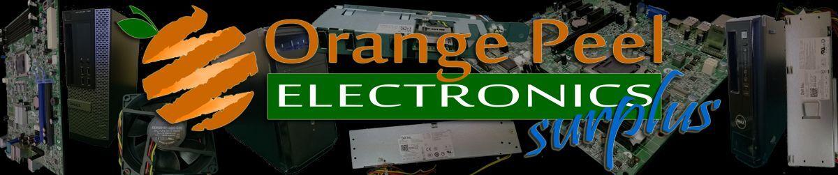 Orange Peel Electronics Surplus