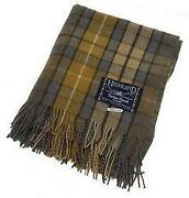 Tartan Wool Throw