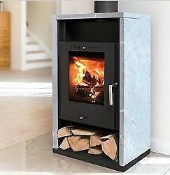 Asgard 7 wood burning stove [X Display]