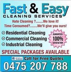 Fast and Easy Cleaning Services Parramatta Parramatta Area Preview