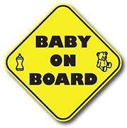 Child on Board Sticker