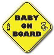 Child on Board Sticker
