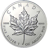 WANTED: PRE 1966 SILVER COINS, MAPLE LEAFS/ BARS