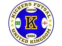Play in the FA National Futsal League for Kickers Futsal