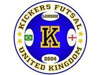 Kickers futsal looking a new players