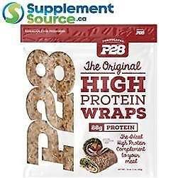 P28 HIGH PROTEIN FLAT BREAD - 4 Wraps
