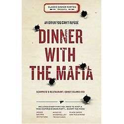 Dinner With the Mafia - Dinner Party Game for Adults
