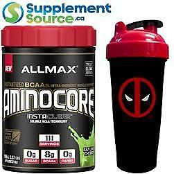 .Allmax AMINOCORE, 111 Servings - 35 Shakers to Choose