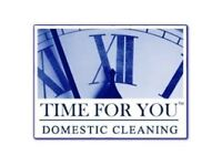 £9-£10 p/hr - Domestic Cleaner - Part Time