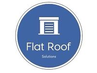 EPDM Firestone rubber roof installations. Flat garage roof/shed