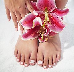Manicure and Pedicure to go