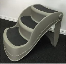 Brand New! Collapsible portable Dog / Pet Steps! Ipswich Ipswich City Preview