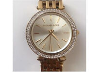 Michael Kors watch (genuine)