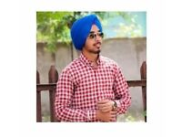 Sikh Turbans (Paghs) and Mens Clothing