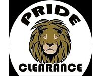 Pride Clearance - (Waste Removal) Call Now For Your Free Quote 07946 559 995