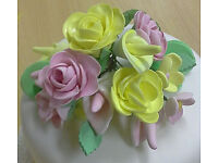 (FREE CAKE BOOK for all Students) Lets Celebrate with cake (Advanced Cake Decorating)