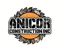 Get those projects done before winter!Construction & Renovations