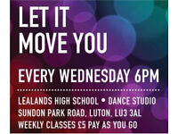 Zumba Classes - Try it for FREE