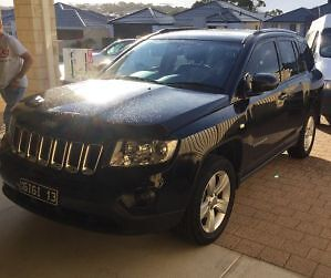 2013 Jeep Compass Sport **12 MONTH WARRANTY** West Perth Perth City Area Preview