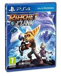 Looking For Ratchet & Clank PS4