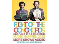 Flight of the conchords tickets, Liverpool x 2