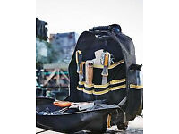 new wheeled backpack for tools in Manchester