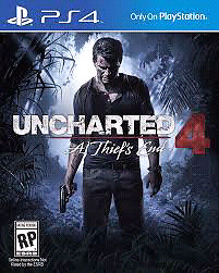 Uncharted 4 for PS4